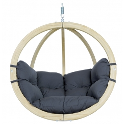 Hammock GLOBO CHAIR, Anthracite