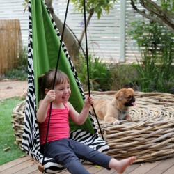 Hammock HANG MINI, Zebra
