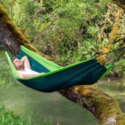 Hammock SILK TRAVELLER, Forest